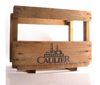 Caulier Wooden Beer Crate