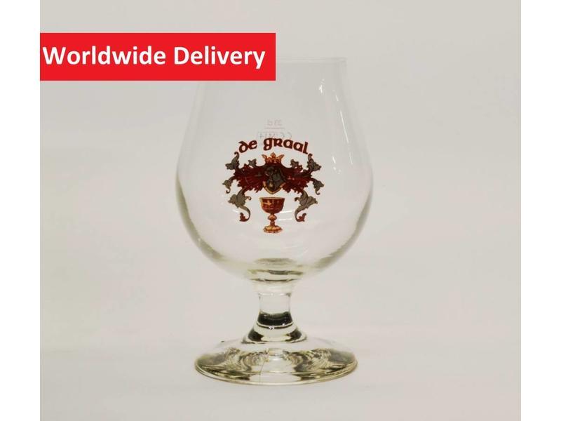 G De Graal Beer Glass