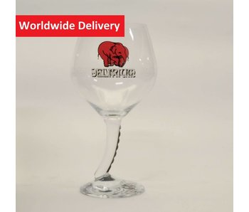 Delirium Tremens beer Glass - 33cl