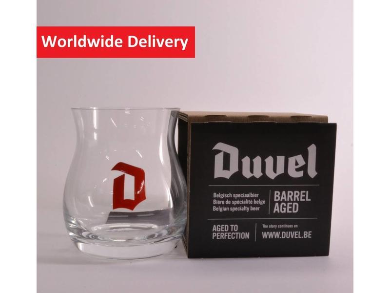 WD / STUK Duvel Barrel Aged Bierglas