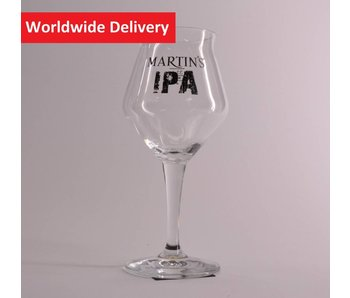 Martins Ipa Beer Glass 33cl