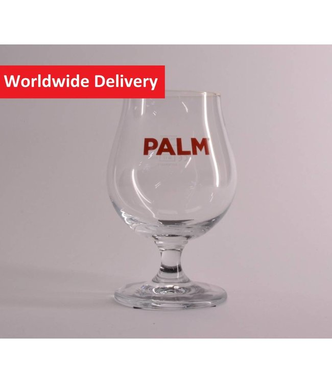 GLAS l-------l Palm Bierglas - 25cl