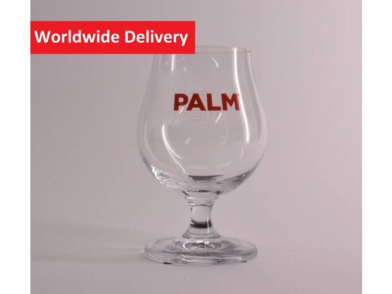G Palm Bierglas