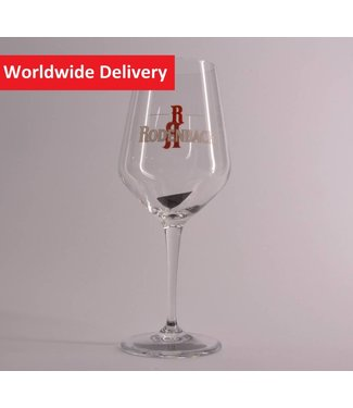 GLAS l-------l Rodenbach Beer Glass - 25cl