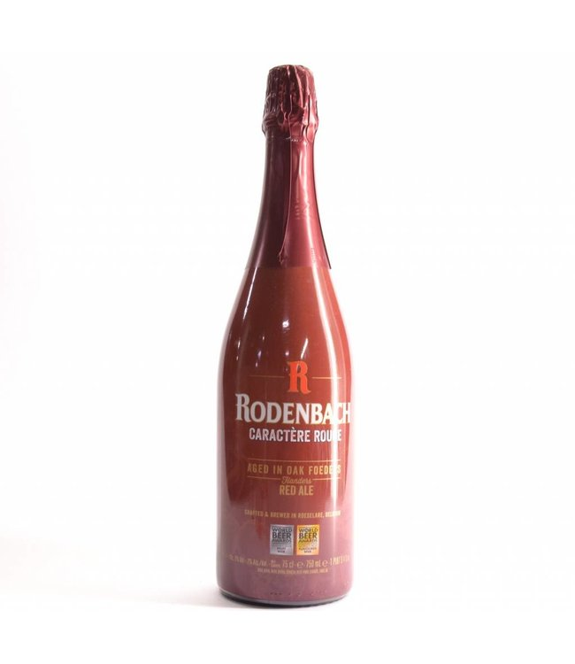 Caractere Rouge Limited - 75cl