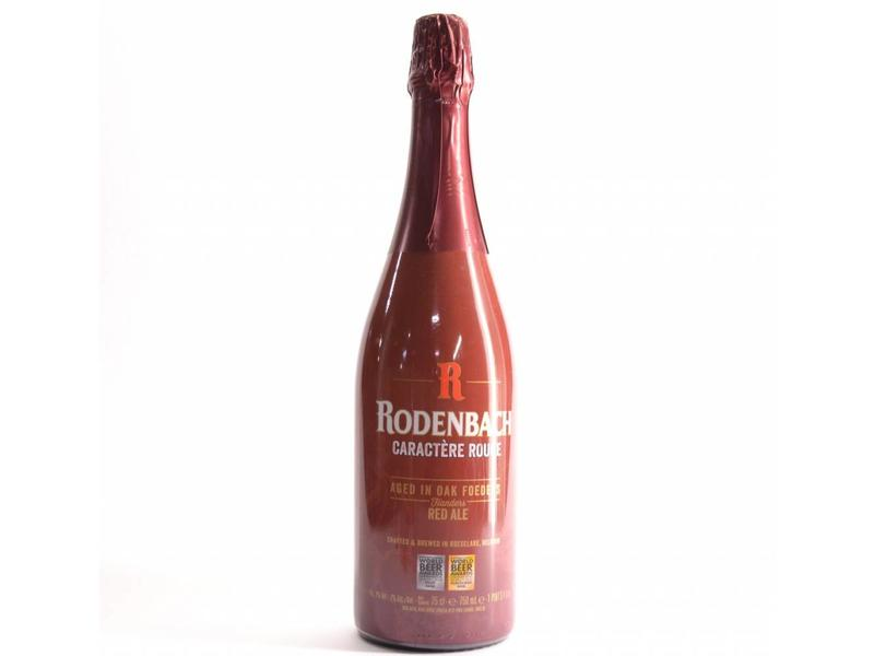WB / FLES Caractere Rouge Limited - 75cl