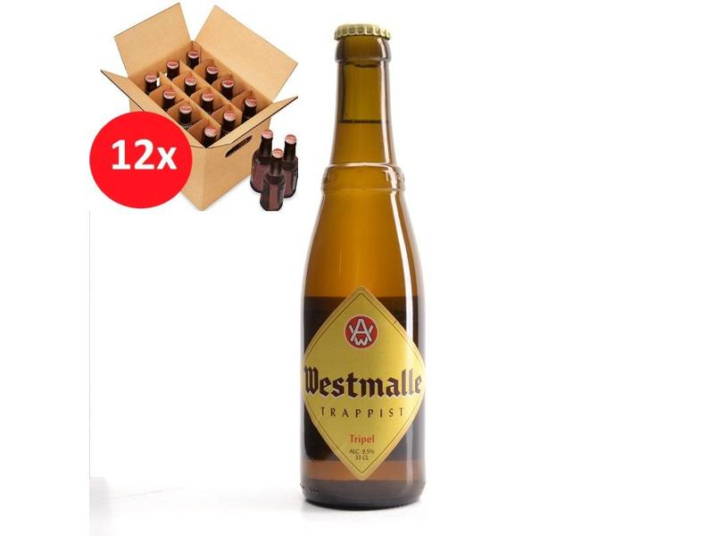 MA 12 pack / CLIP 12 Westmalle Triple 12 Pack