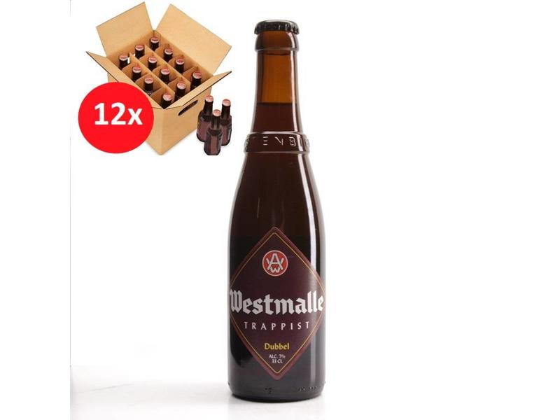MA 12 pack / CLIP 12 Westmalle Dubbel 12 Pack