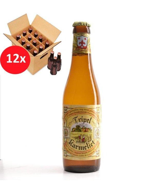 SET VAN 12    l-------l Tripel Karmeliet 12 Pack