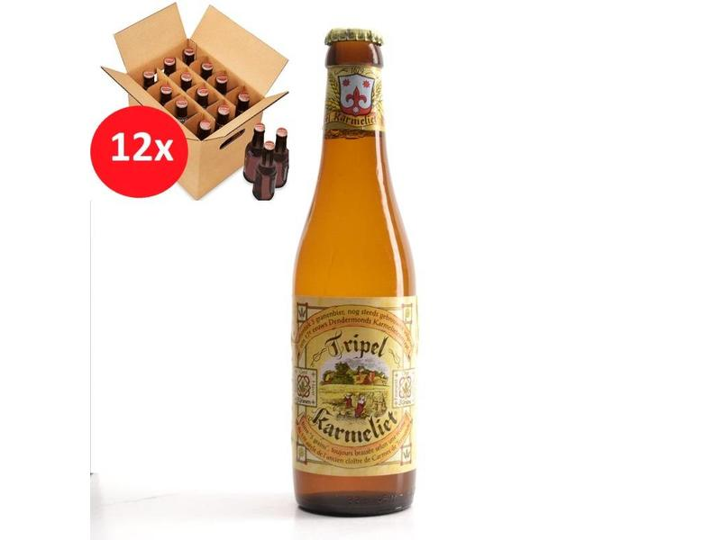 MA 12 pack / CLIP 12 Triple Karmeliet 12 Pack