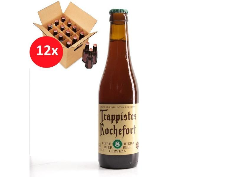 MA 12 pack Trappistes Rochefort 8 12 Pack