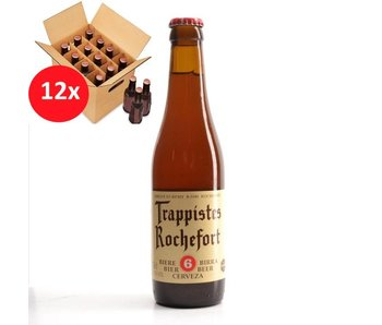 Trappistes Rochefort 6 12 Pack