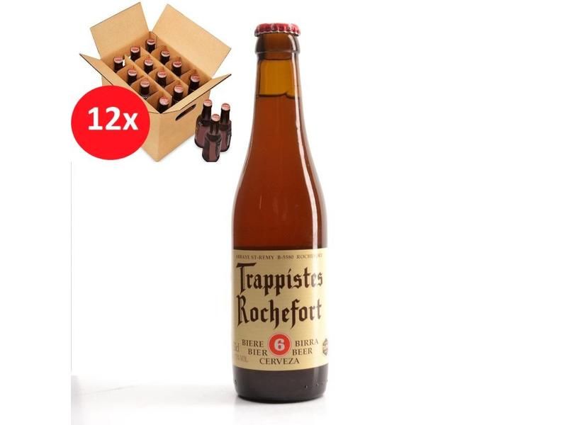 T Trappistes Rochefort 6 12 Pack