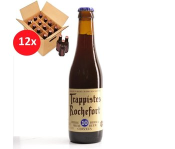 Trappistes Rochefort 10 12 Pack