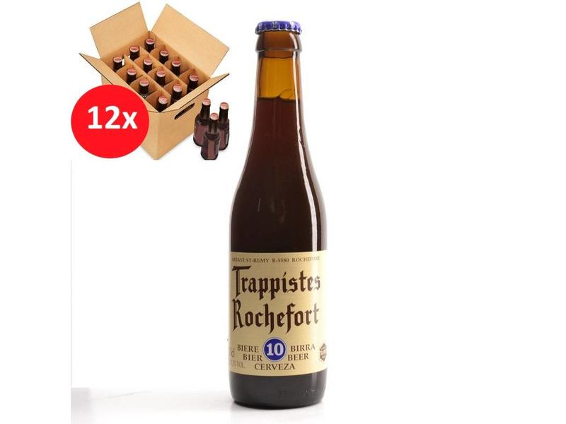 MA 12 pack Trappistes Rochefort 10 12 Pack