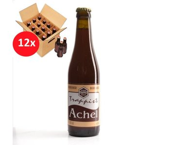 Trappist Achel Brown 12 Pack