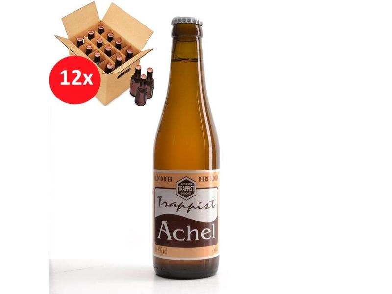 MA 12 pack Trappist Achel Blonde 12 Pack