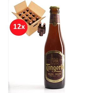 Tongerlo Brown 12 Pack