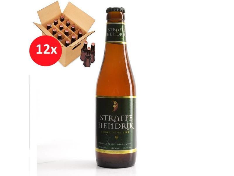 MA 12 pack / CLIP 12 Straffe Hendrik Tripel 12 Pack