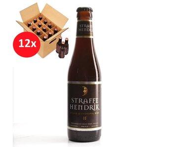 Straffe Hendrik Quadrupel 12 Pack
