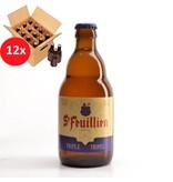 WA 12 pack St Feuillien Triple 12 Pack