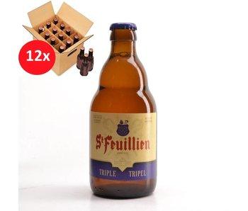St Feuillien Triple 12 Pack