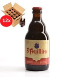 WA 12 pack / CLIP 12 St Feuillien Bruin 12 Pack