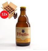 WA 12 pack St Feuillien Blonde 12 Pack