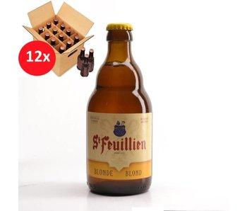 St Feuillien Blonde 12 Pack