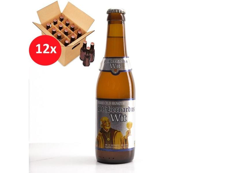 T St Bernardus Blanche 12 Pack