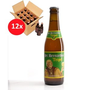 St Bernardus Tripel 12 Pack