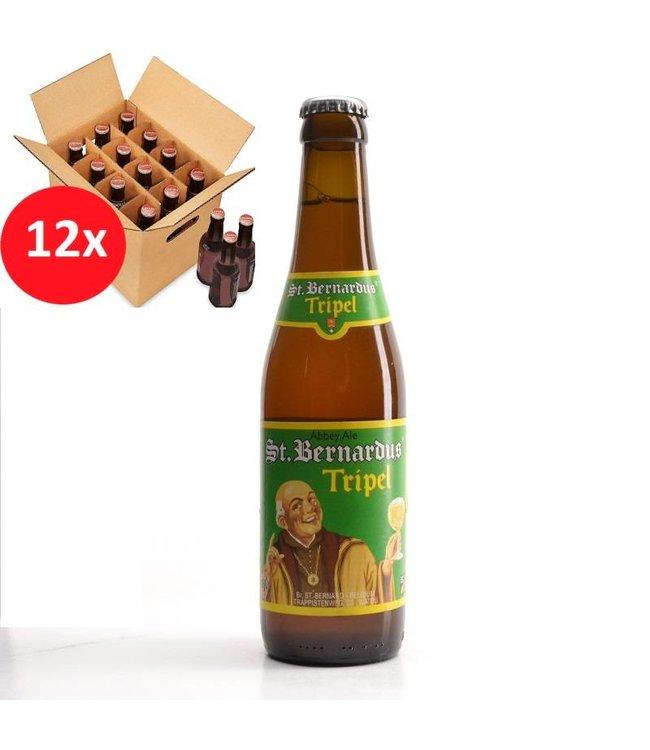 SET VAN 12    l-------l St Bernardus Tripel 12 Pack