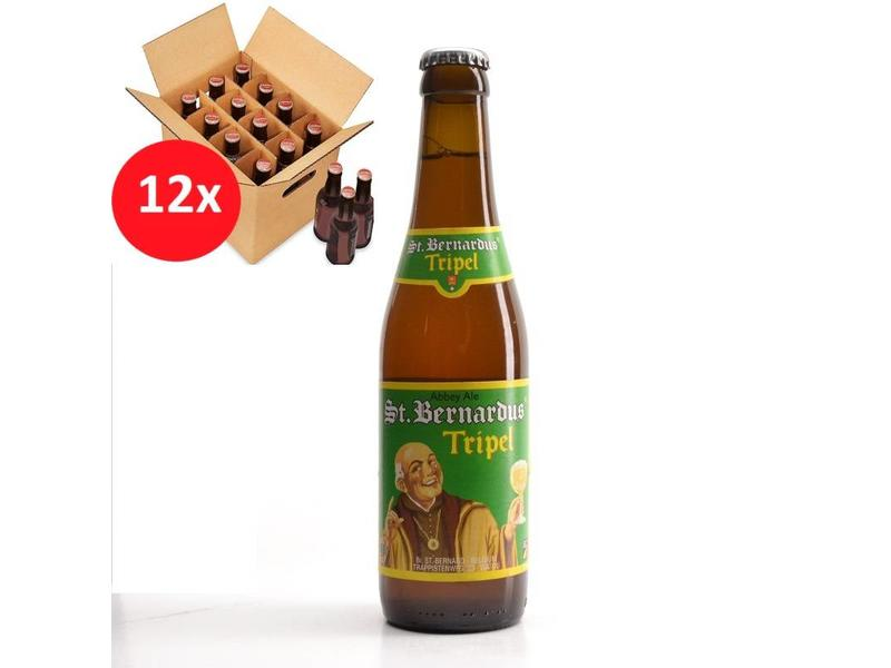 12set // St Bernardus Tripel 12 Pack