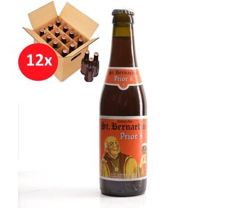 St Bernardus Prior 8 12 Pack
