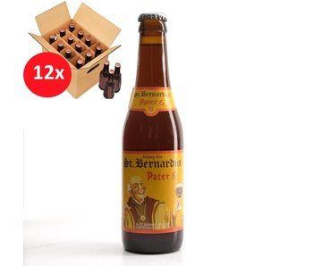 St Bernardus Pater 6 12 Pack