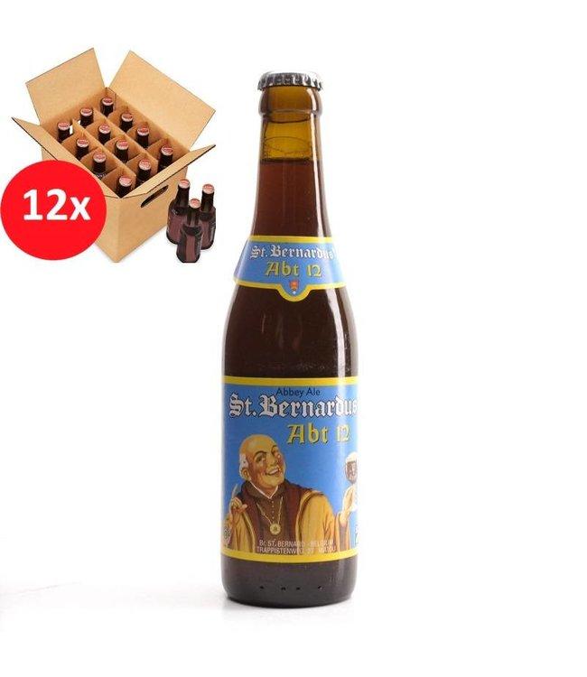 SET VAN 12    l-------l St Bernardus Abt 12 12 Pack