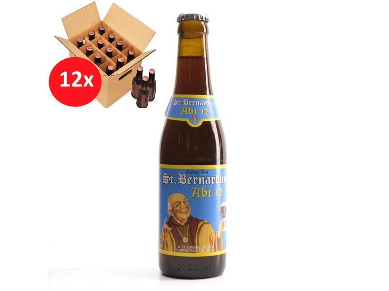 MA 12 pack / CLIP 12 St Bernardus Abt 12 12 Pack