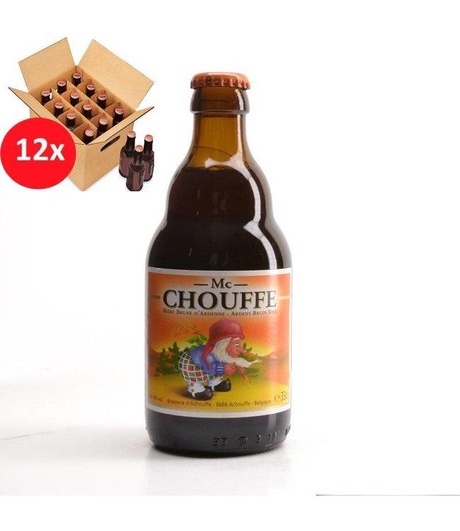 SET VAN 12    l-------l Mc Chouffe 12 Pack