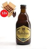 T Maredsous Triple 12 Pack