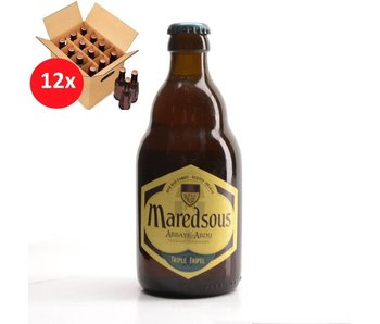 Maredsous Triple 12 Pack