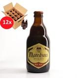 MA 12 pack / CLIP 12 Maredsous Bruin 12 Pack
