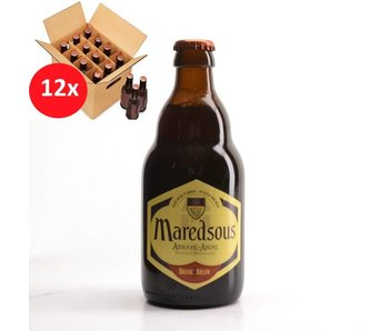 Maredsous Brown 12 Pack