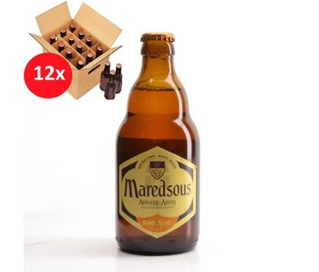 Maredsous Blonde 12 Pack