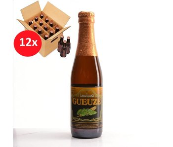 Lindemans Geuze 12 Pack