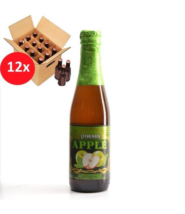 SET VAN 12    l-------l Lindemans Appel 12 Pack