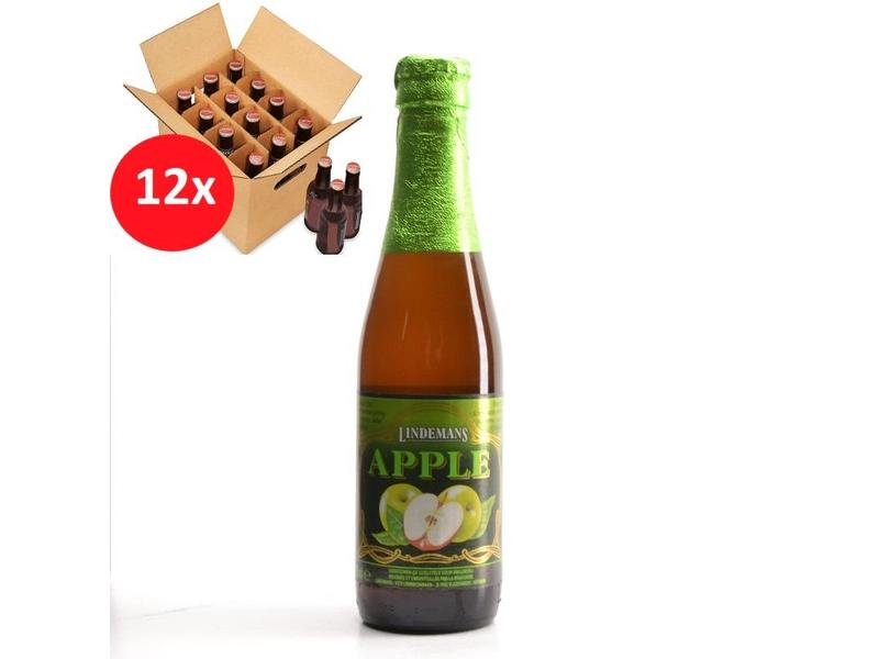 MA 12 pack / CLIP 12 Lindemans Appel 12 Pack