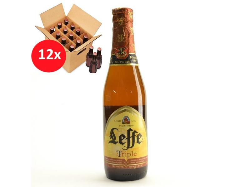 MA 12 pack / CLIP 12 Leffe Triple 12 Pack