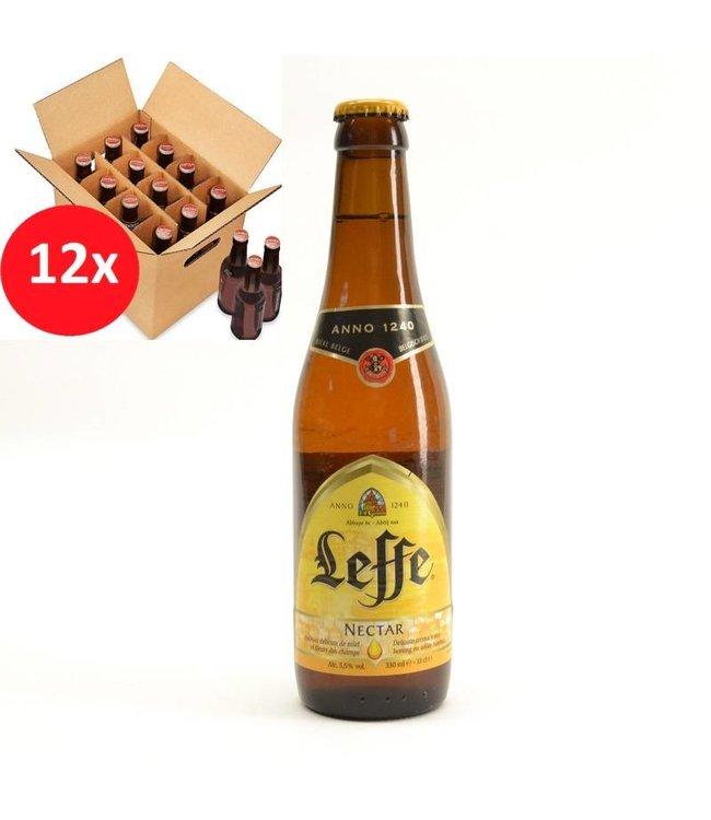 SET VAN 12    l-------l Leffe Nectar 12 Pack