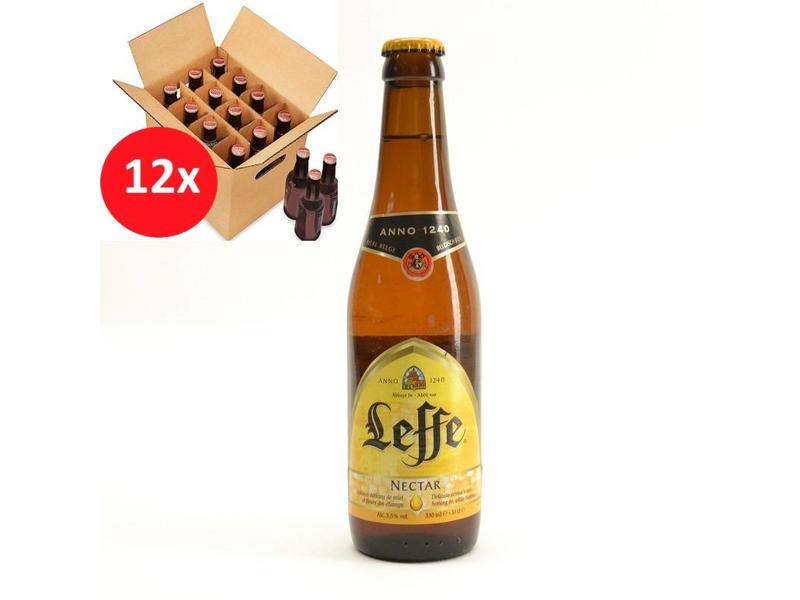 WA 12 pack Leffe Nectar 12 Pack