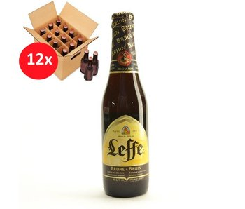Leffe Brown 12 Pack